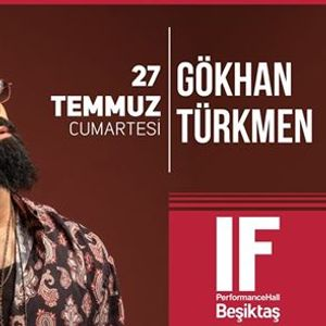 Gkhan Trkmen  IF Performance Hall Beikta
