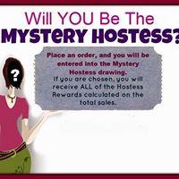 November Mystery Hostess Online Party