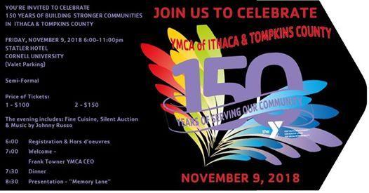 150 Years Celebration Dinner