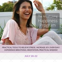 Weekly Happiness Program - Vancouver