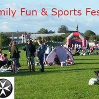 Family Fun &amp Sports Fest In Leesland Park