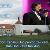 Koncert Zravka Colica