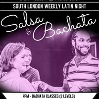 Vaya - South London Bachata &amp Salsa Night