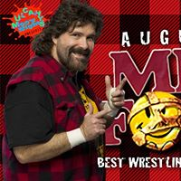 Wrestling themed 90s Night w Mick Foley