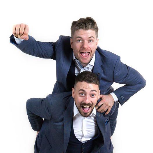Dublin Podcast Festival - The 2 Johnnies