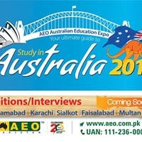 AEO Australian Education Expo - Karachi