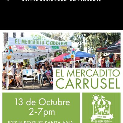 Mercadito CEART events in the City  Top Upcoming Events for