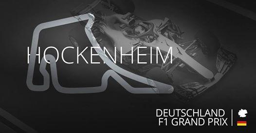 Resultado de imagen de hockenheimring f1 2019