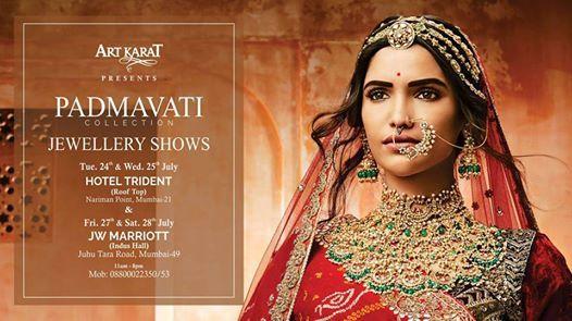 Art Karat Jewellery Show - Mumbai