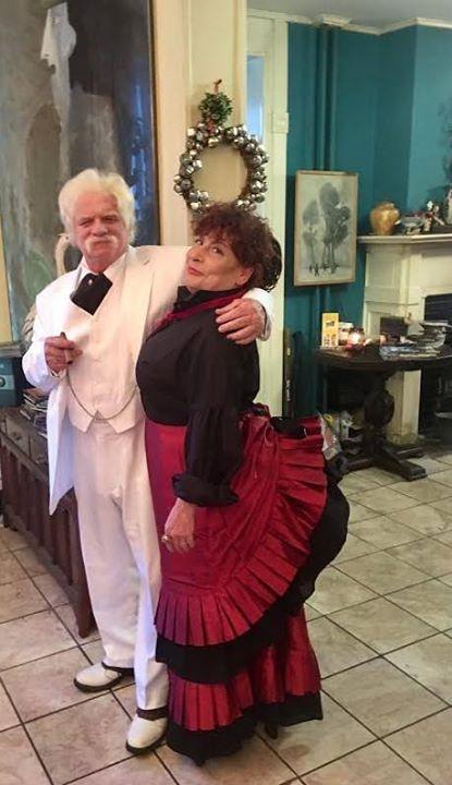 Mark Twain & Stonewall Jackson Weekend at the Elkhorn Inn