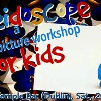 Kaleidoscope  a motion picture workshop for kids