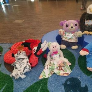Pajama Storytime and Stuffie Sleepover at West