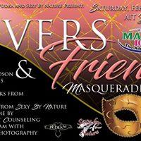 Magic 106.9 Lovers &amp Friends Masquerade Ball