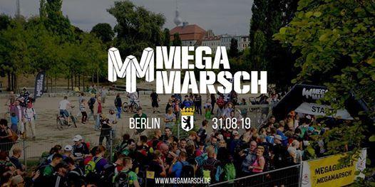 Megamarsch Berlin 2019