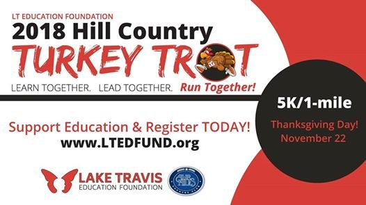 2018 Hill Country Turkey Trot
