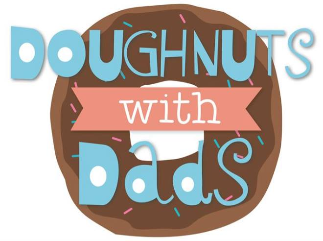Image result for donuts with Dads