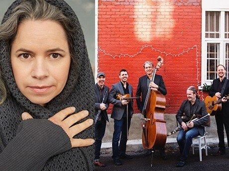 Lnasa w Special Guest Natalie Merchant