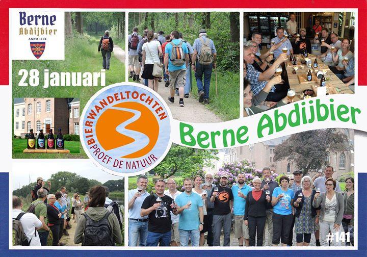 Bierwandeltocht Berne Abdijbier Heeswijk-Dinther