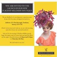 New Boutique Launch Event