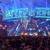 WWE Wrestlemania live in Solihull