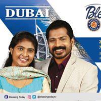 DUBAI Blessing Festival