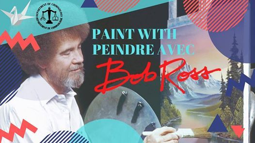 Paint Night With Bob Ross
