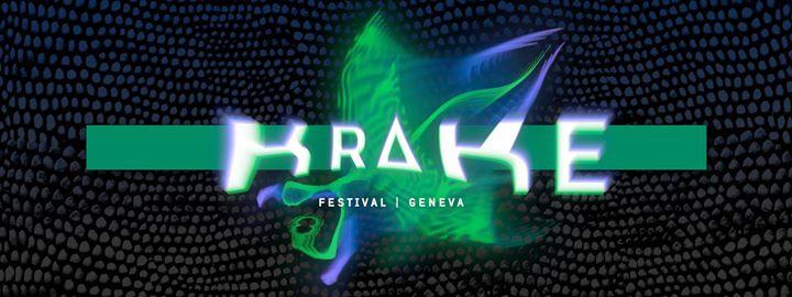 KRAKE Festival - 2nd Geneva Edition