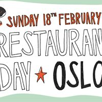 Restaurant Day in Oslo