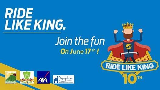 Ride Like King 2018 10th Anniversary Edition