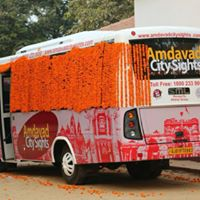 Enjoy Heritage Ahmedabad Tour in Bus on Republic day