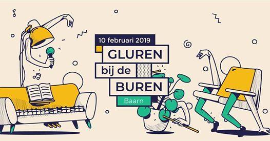 Gluren bij de Buren Baarn 2019