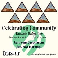Rescheduled Brownie Badge Day Celebrating Community