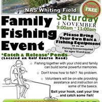 Family Fishing Event