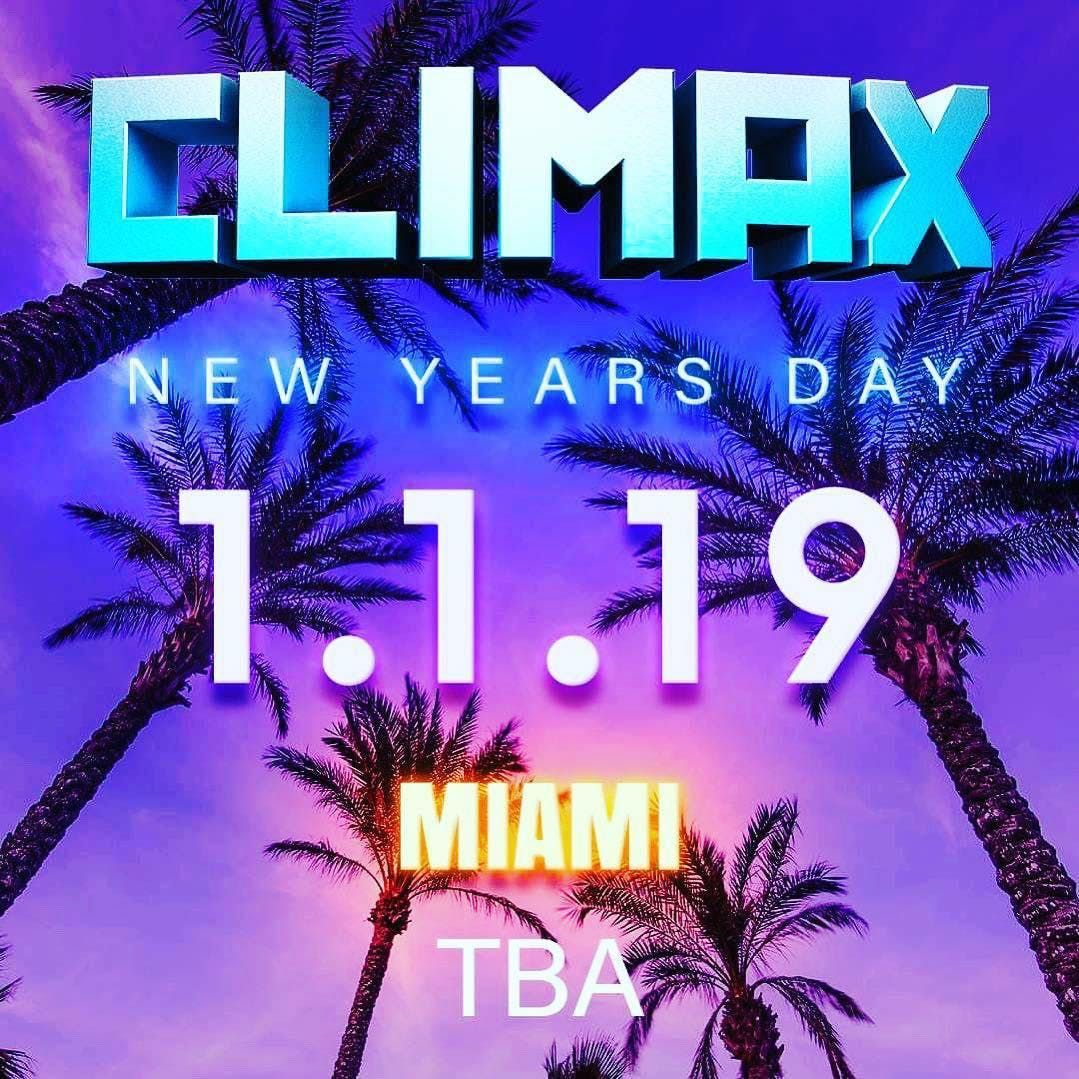 CLIMAX XXL   New Years Day