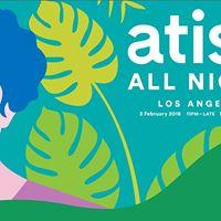 Atish All Night Los Angeles