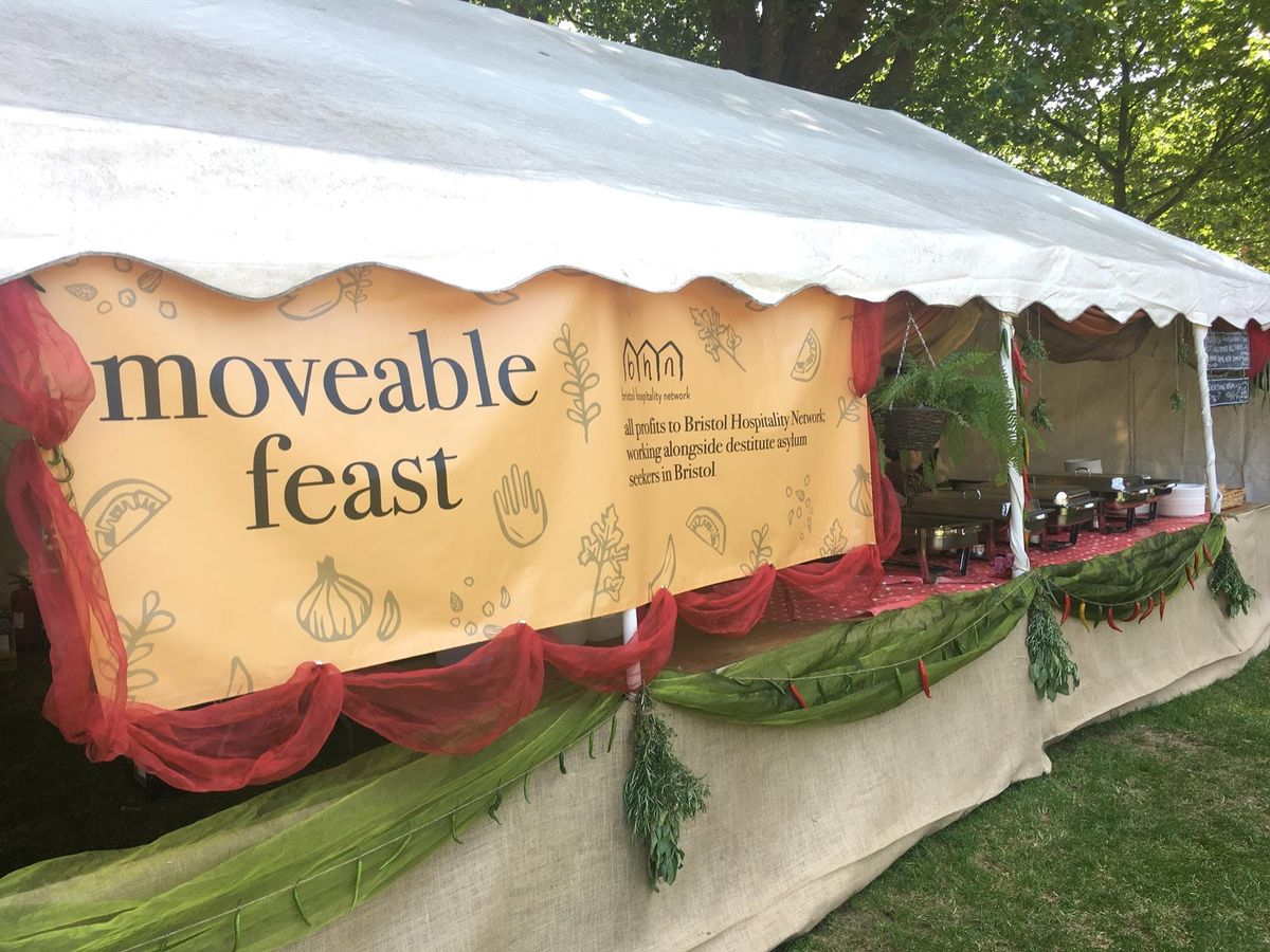 Moveable Feast- A Winter Pop Up