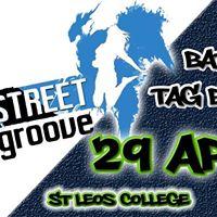 UQ Street Groove Battles I Tag Battles