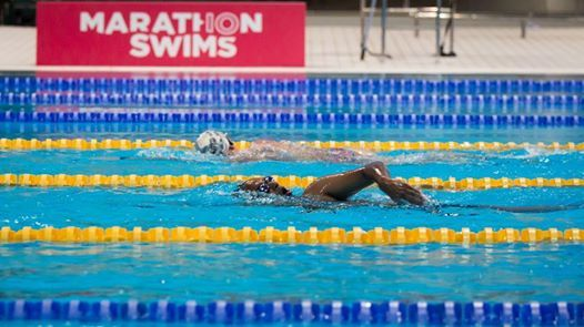 Marathon Swims London 2018