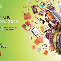 Study UK Discover You Exhibition 2018 - Chennai