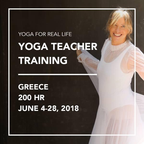 Maya Fiennes Yoga For Real life Kundalini RYT200-Hour Intensiv