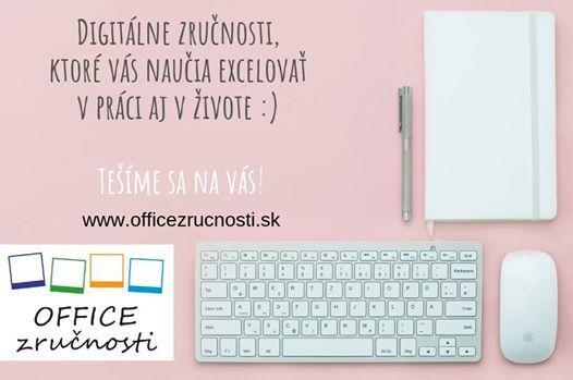 Office zrunosti - workshop