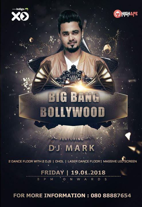 Big Bang Bollywood Night
