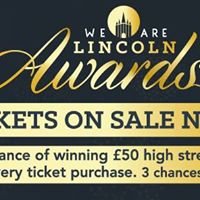 We Are Lincoln Awards