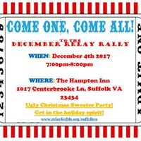 December Relay Rally