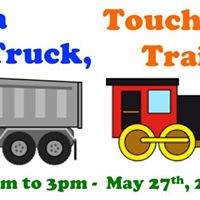 Touch a Truck - Touch a Train
