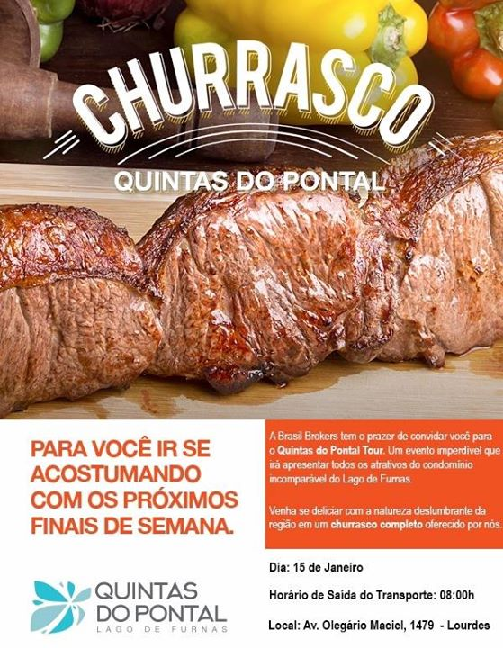Churrasco do Quintas do Pontal