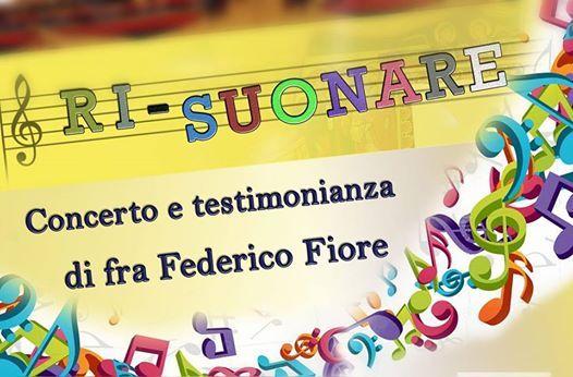 Concerto e testimonianza di Fra Federico Fiore ofm
