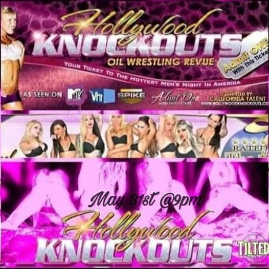 HOLLYWOOD KNOCK OUTS