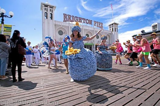 Kemptown Carnival 2019 Launch Party on the Palace Pier