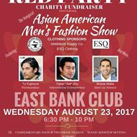 KACC supporting CMAAs Red Party &amp AA Mens Fashion Show